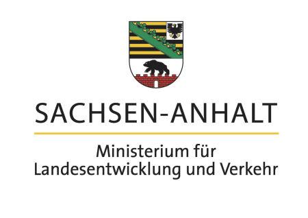 Logo LSA Ministerium für Landesentwicklung und Verkehr