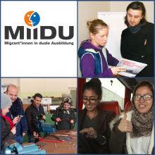 Migrant*innen in duale Ausbildung MIIDU