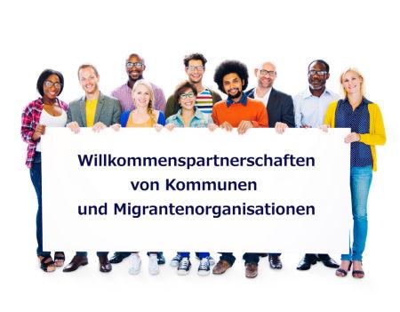 Willkommenspartnerschaft von Kommunen und Migrantenorganisationen