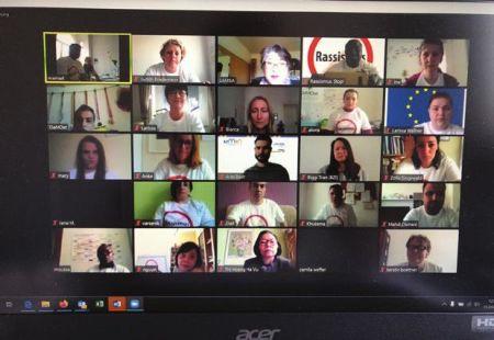 NL Mai 2020 Online-Videokonferenz