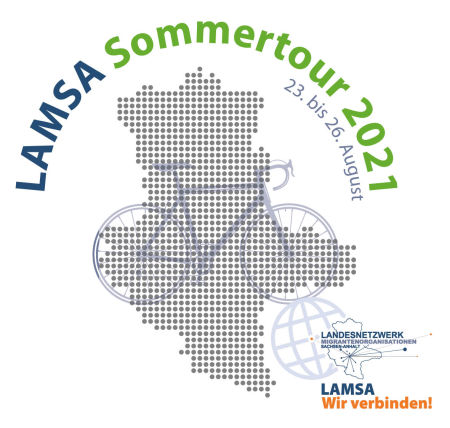 LAMSA Sommertour 2021 Logo